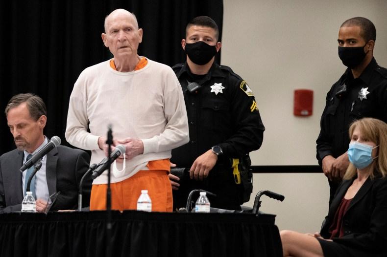 The Golden State Killer Joseph James DeAngelo