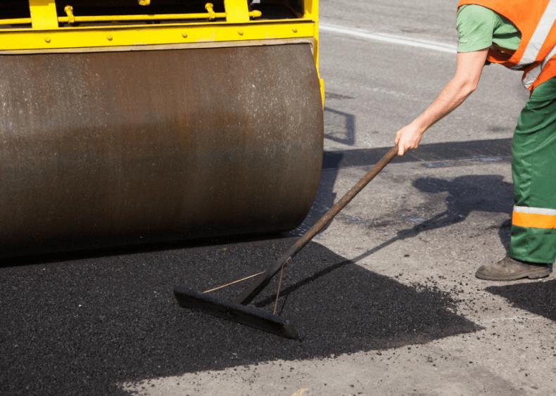 New Jersey: Highway maintenance workers