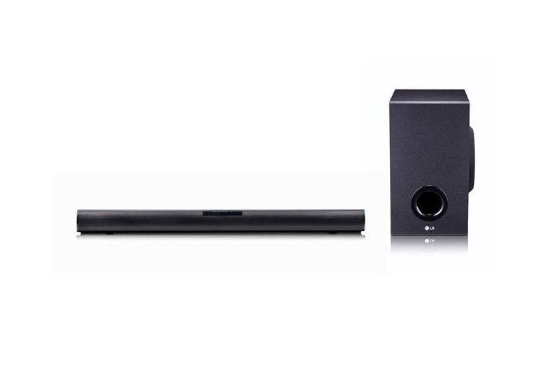 LG 2.1 Ch 160W Sound Bar