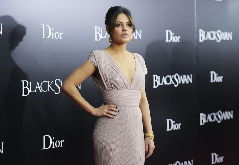 Mila Kunis at Black Swan Premiere