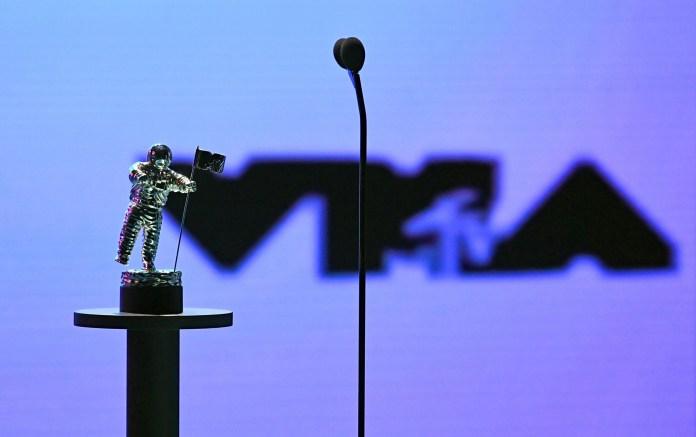 The 2020 MTV VMA awards.