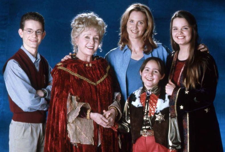 The Halloweentown Cast