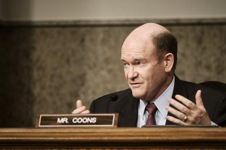 Senator Chris Coons