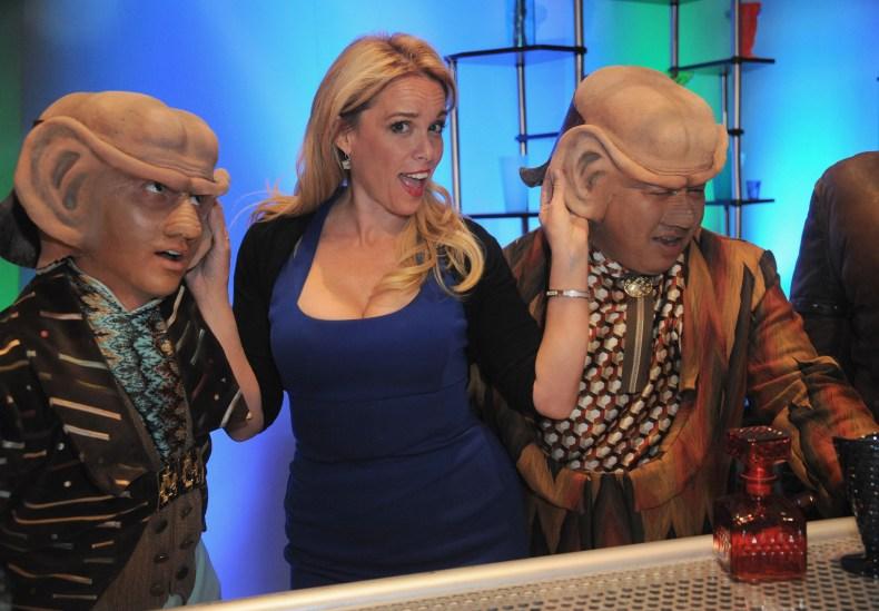 Blue Origin Ferengi Star Trek William Shatner