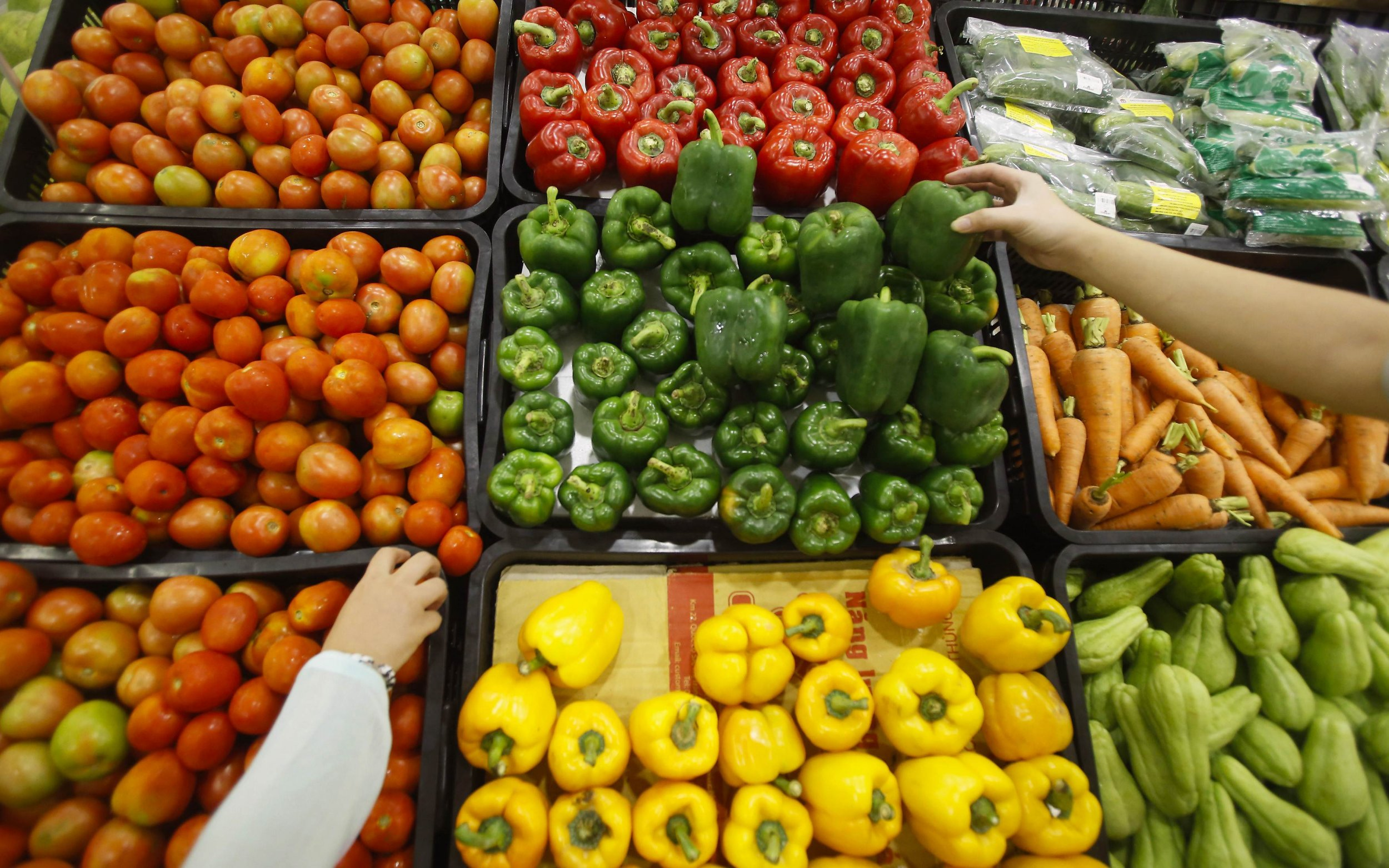 Healthy Food Is Growing More Expensive Than Unhealthy Food