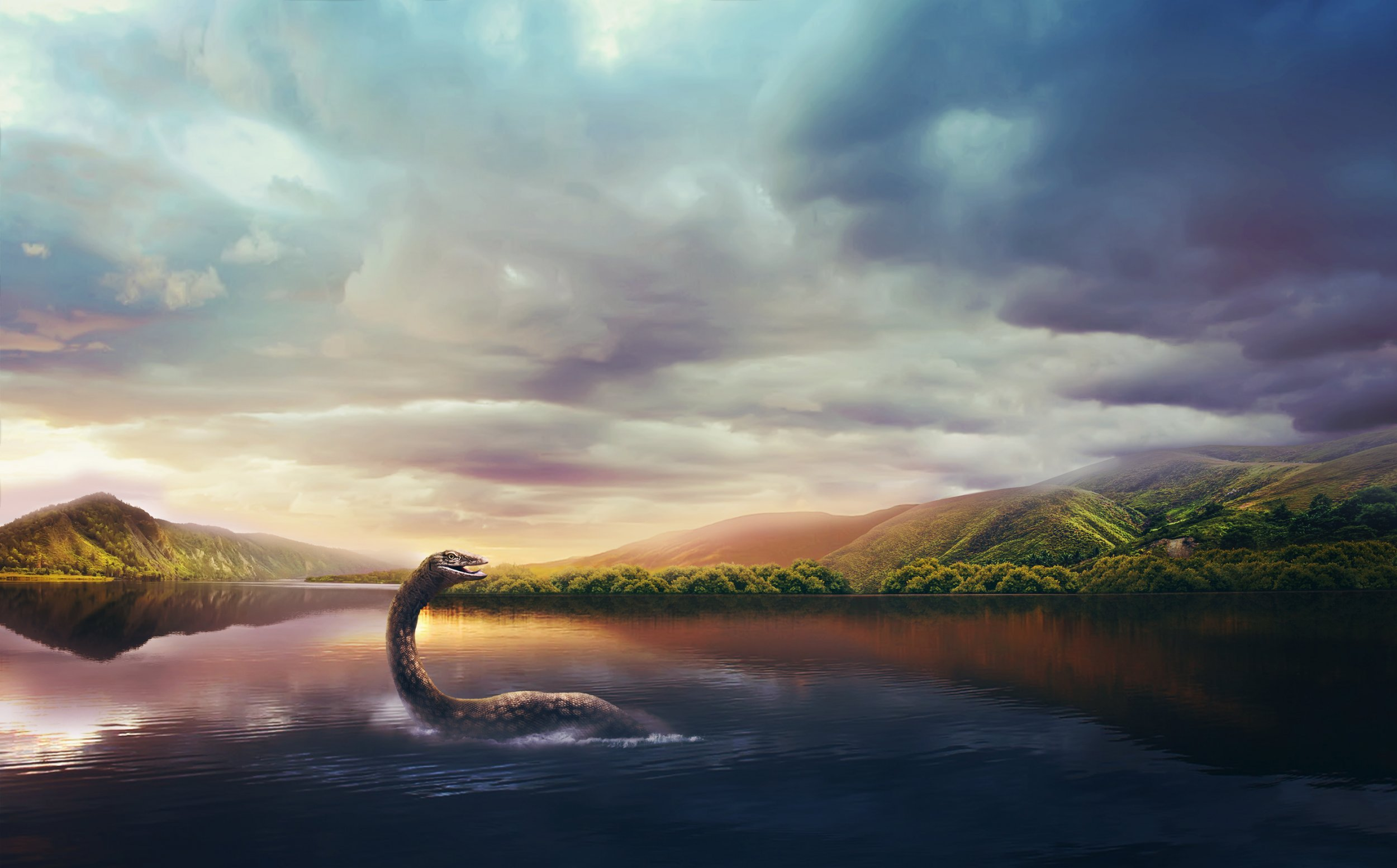 Loch Ness Monster Dna Proof Would Activate Government Plan
