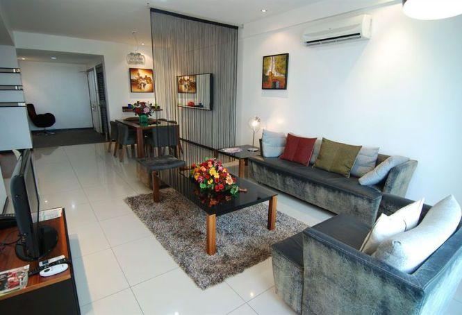 Hotel Likas Square Apartment Kota