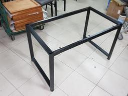鐵件DIY組合桌腳/桌架 120x70公分 工業風桌腳 - 露天拍賣