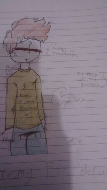My Drawings Jeremy Omorashi Wattpad