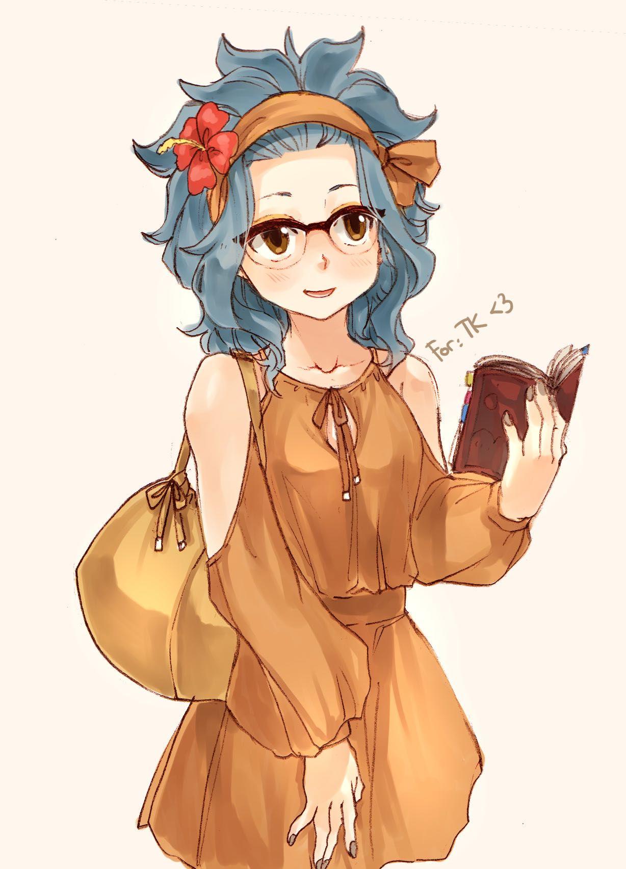 Fairy Tail Au Harem X Male Reader