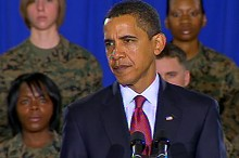 Obama: Troops Out of Iraq in 2010