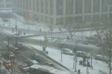 2010 Blizzard in Time-Lapse
