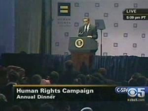 Obama Vows To End Ban On Gays In The Military