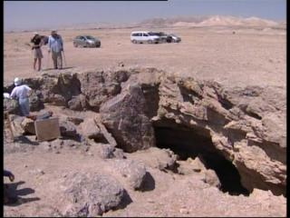 Ancient Holy Land quarry found