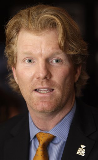 Two-time Davis Cup Champion Jim Courier, Who Signed A Multi-year Agreement To Lead The U.S. Davis Cup Team, Speaks To