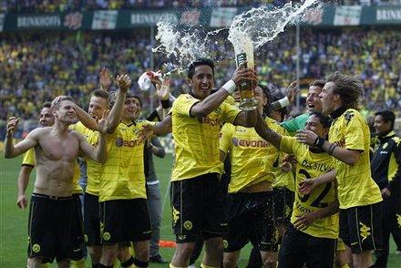 Dortmund's Teammates