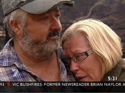 Lives lost in bushfire disaster