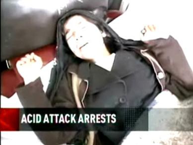 10 arrested in Afghan schoolgirl acid attack