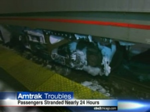 Amtrak Troubles: Passengers Stranded For 23 Hours
