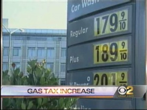 Congressional Committee Calls For Gas Tax Boost