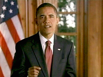 Highlights of Obama's TV ad