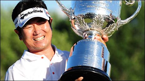 YE Yang PGA Championship