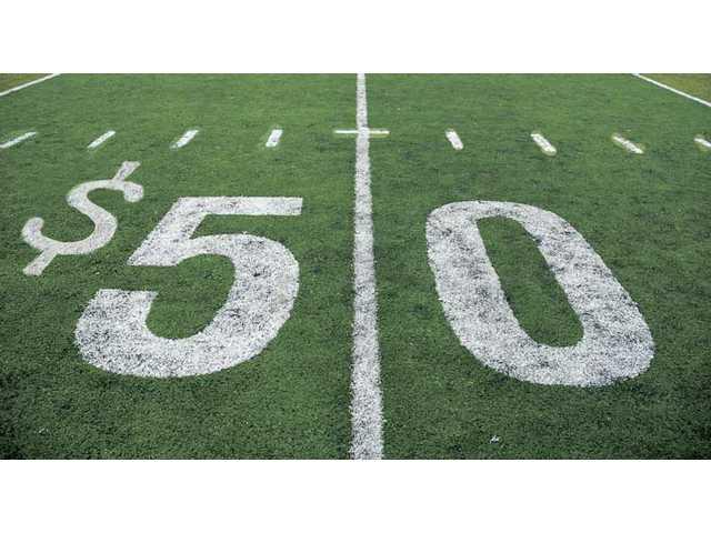 50 yard line money