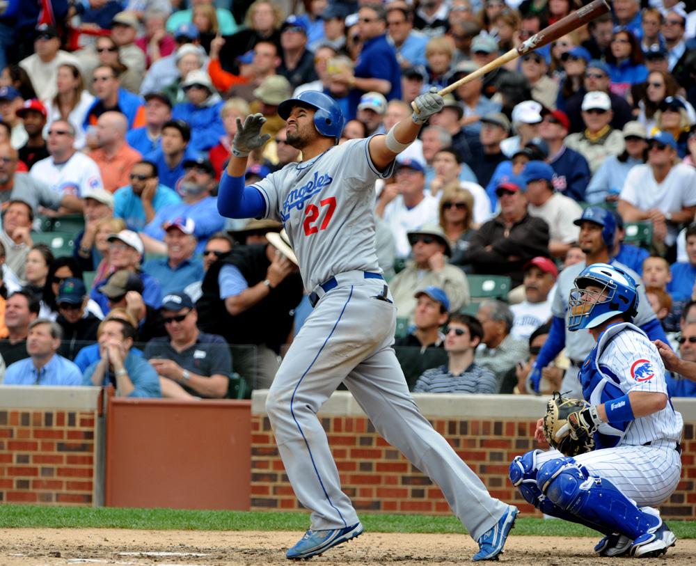 Matt Kemp Dodgers Home Run