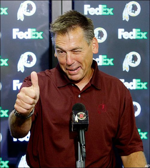 Jim Zorn coach