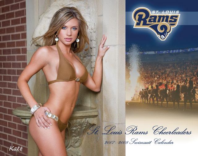 My favorite Rams Cheerleader