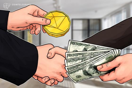 The Robonomics token is trading for $95,000 each on Uniswap