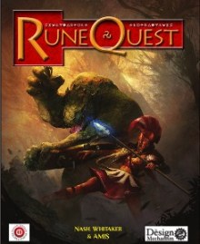 Couverture Runequest 6