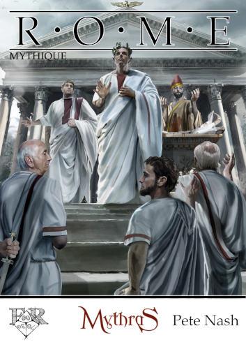 Rome mythique Drivethrurpg