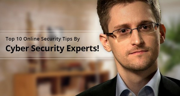 Online Security Tips by the Best Cyber Security Experts