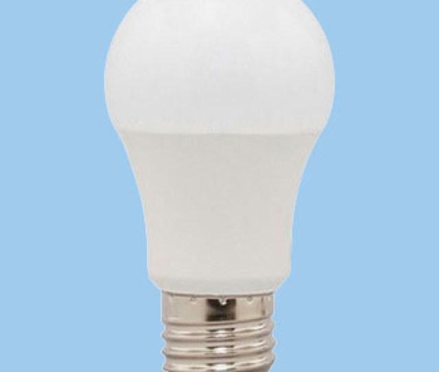 Led Bulb Wide Light Distribution Iris Ohyama General Light Bulb Type Monotaro Singapore Lda3n G 3t5