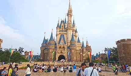 【秘密篇】你不知道的東京迪士尼樂園小秘密 | 樂吃購!日本