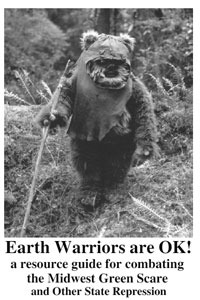 Earth Warriors Are OK! Zine