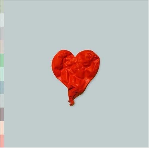 Kanye West ~ 808 S & Heartbreak    1108