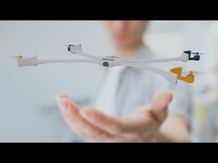 hqdefault Nixie, un drone para agentes secretos