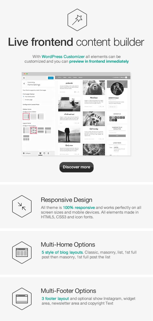 Breena - A Responsive WordPress Blog Theme - 10