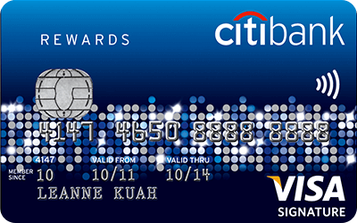 Image result for citibank rewards