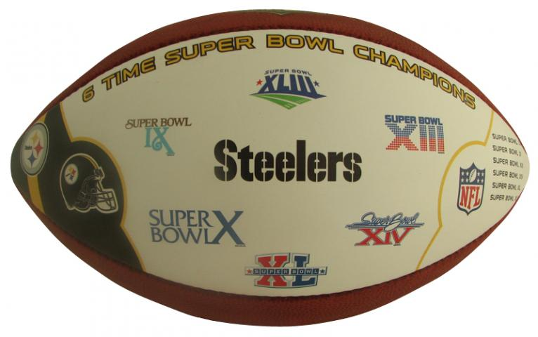 All Super Bowl Logos