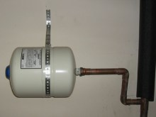 Water Heater Expansion Tank Cost