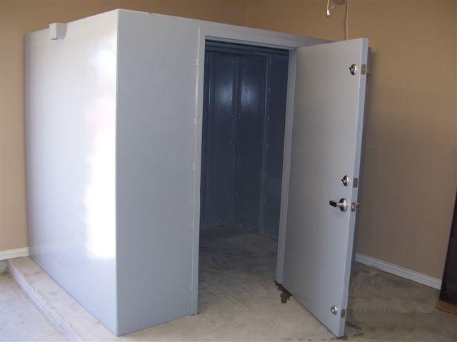 Safe Rooms Panic Rooms InterNACHI