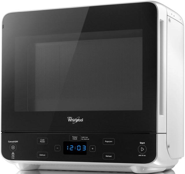 whirlpool countertop microwave oven white wmc20005yw