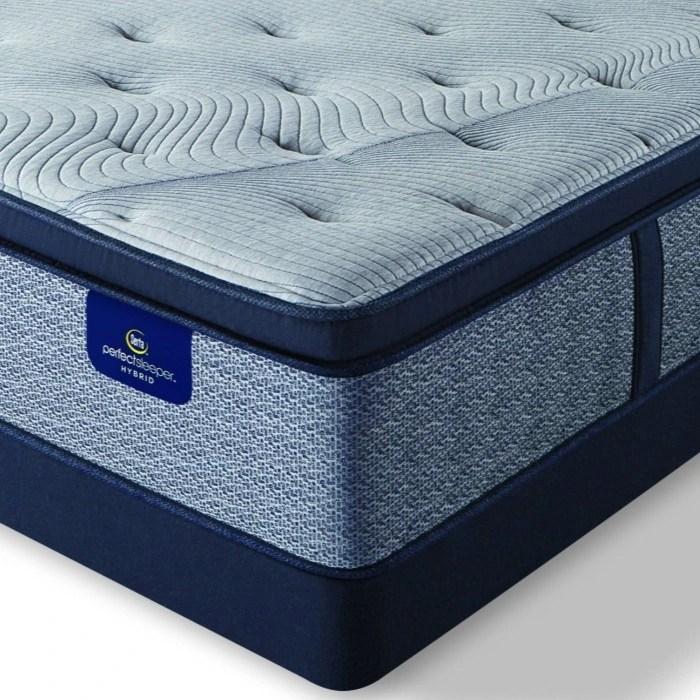 serta perfect sleeper hybrid gwinnett pillow top firm queen mattress 500164033 1050