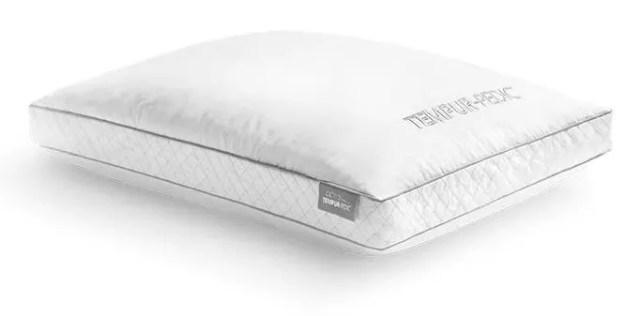 tempur pedic tempur down precise support queen pillow 15306321