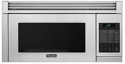 viking built in microwave stainless steel rvmhc330ss