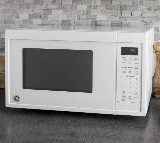 ge countertop microwave white jes1095dmww