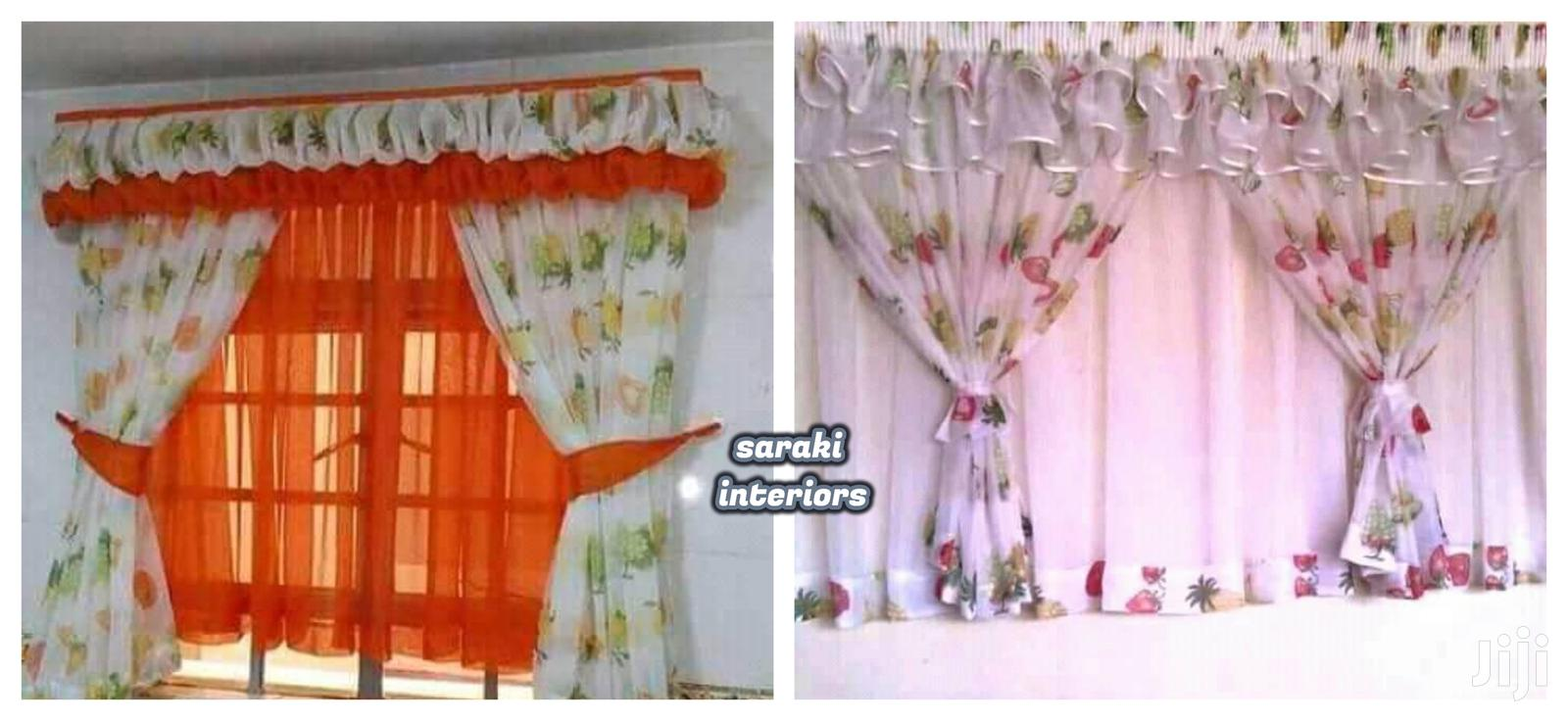 Colourfull Kitchen Curtains In Nairobi Central Home Accessories Saraki Interiors Jiji Co Ke For Sale In Nairobi Central Buy Home Accessories From Saraki Interiors On Jiji Co Ke